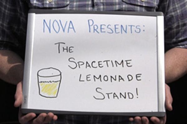 The Spacetime Lemonade Stand | NOVA