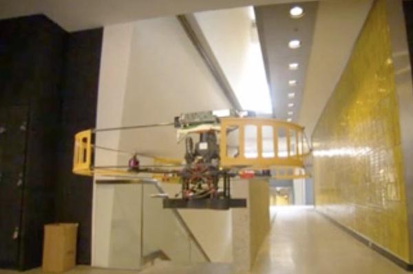 NOVA | Swarming Drones