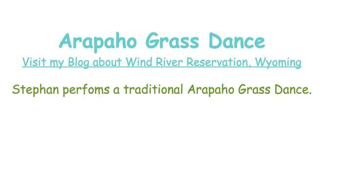 Arapaho Grass Dance