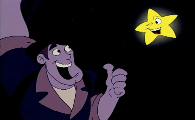 Between the Lions - Cliff Hanger and the Wish Upon a Star