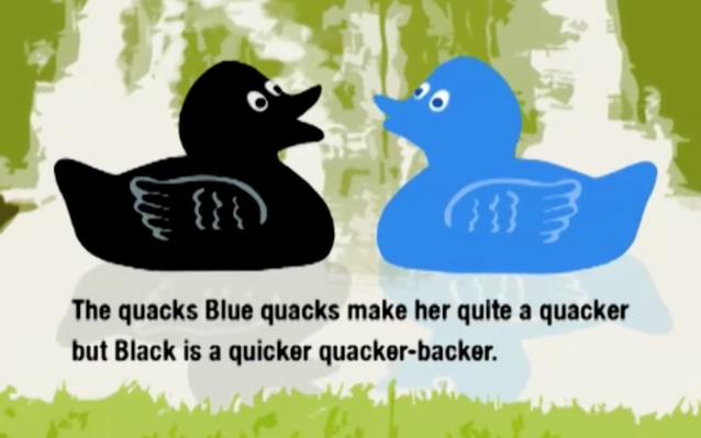Between the Lions - Poem: Quack, Quack!