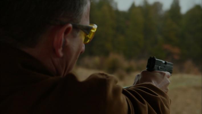 The Reverend at the Gun Range | The Armor of Light