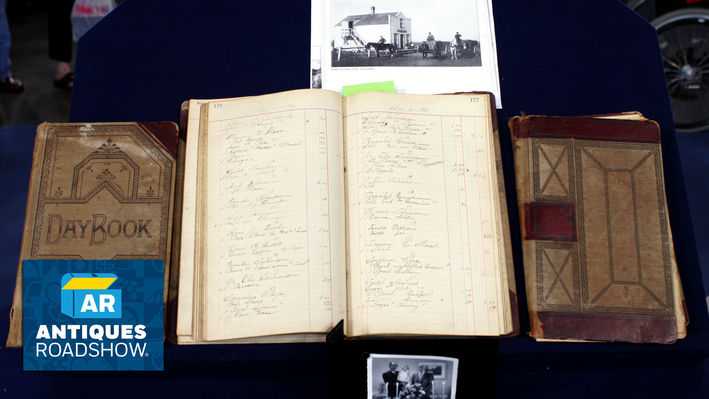 Country Store Journals, ca. 1895 | ANTIQUES ROADSHOW