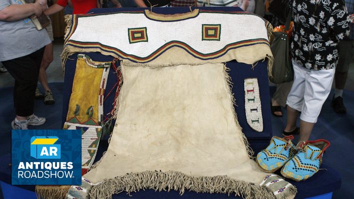 Late 19th-Century American Indian Clothing | ANTIQUES ROADSHOW