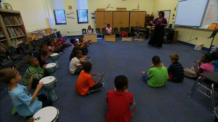 Vast Inequality in Arts Education Exists Across N.C. Elementary Schools