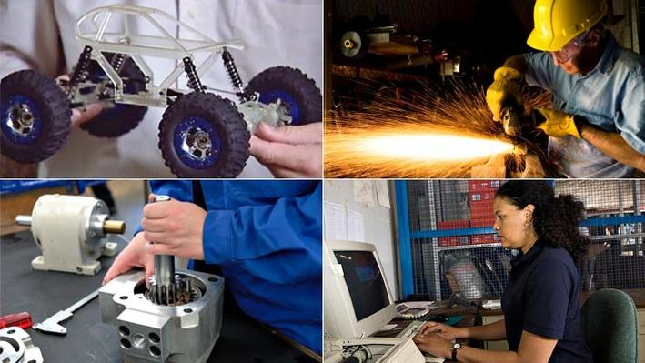 Careers in Advanced Manufacturing Technologies