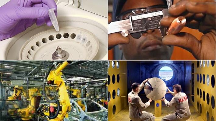 Careers in Engineering Technologies
