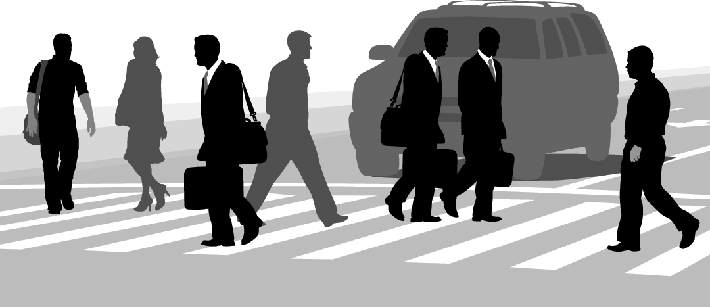 Crosswalk Talk | Clipart