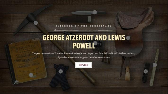 Atzerodt and Powell | Ford's Theatre
