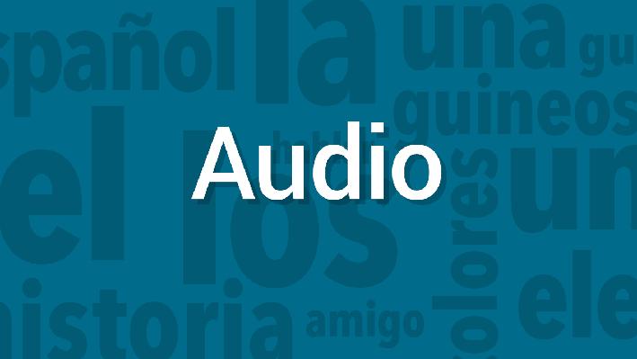 Clothing | Pronunciation Audio | Supplemental Spanish Grades 3-5