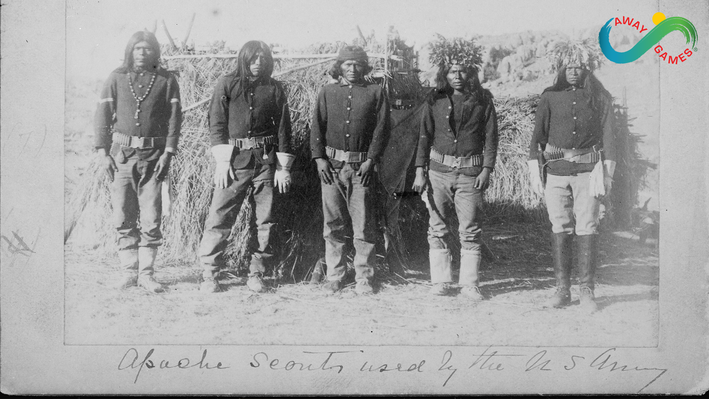 The Apache Scouts: Traitors or Pragmatists?
