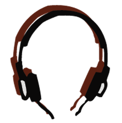 Electronics - Headphones | Clipart