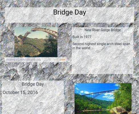WVUP l Bridge Day