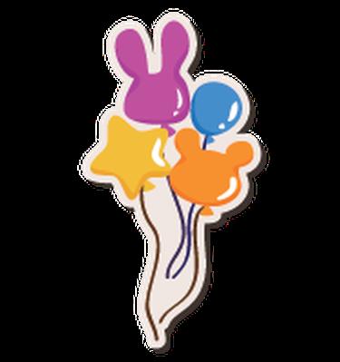 Cartoon Playground Stickers - 2 | Clipart