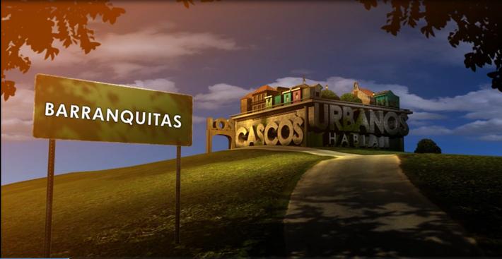 Los Cascos Urbanos Hablan: Barranquitas 2/3