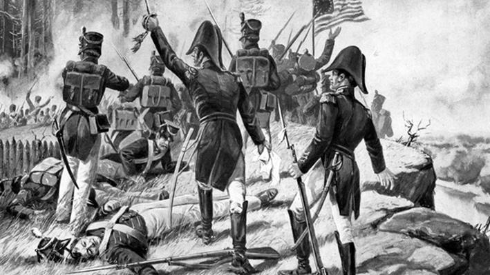 Battle of Queenston Image