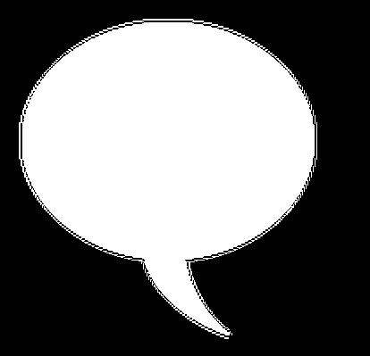 Speech Bubbles - 1 | Clipart