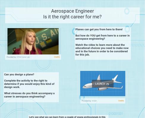WVABE l Aerospace Engineer