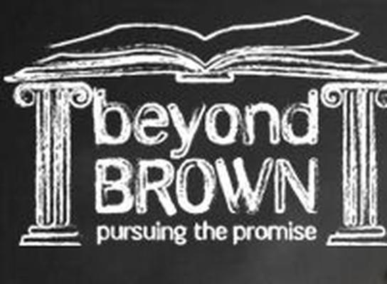 "Beyond Brown |  For Middle & High School Students: Funding ""Great"" Schools for All in America"