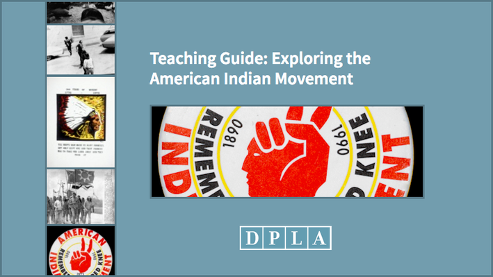 Teaching Guide: Exploring the American Indian Movement