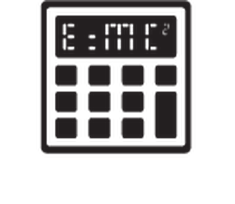 Education Icons - Calculator | Clipart