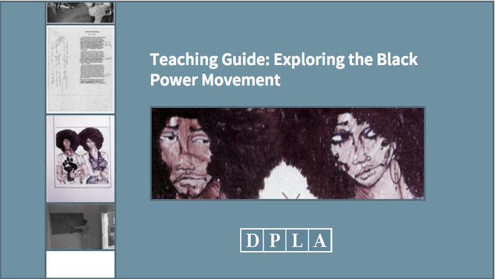 Teaching Guide: Exploring the Black Power Movement