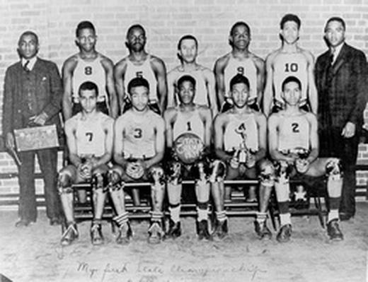 This Week in West Virginia History March 19 | Black High School Basketball