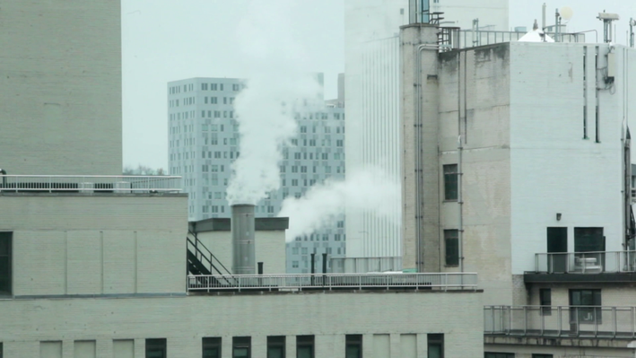 Buildings Emitting Greenhouse Gases