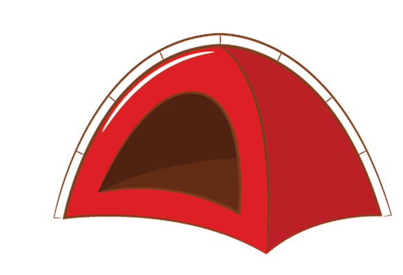 Camping Icon Set | Clipart