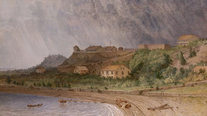 Fort Mackinac Image