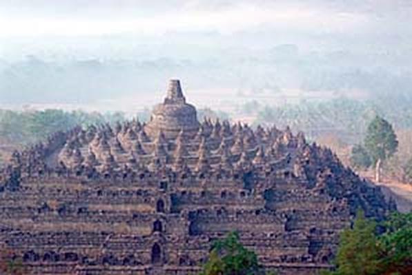 Treasures of the World: Borobudur
