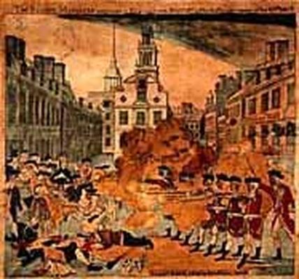 Boston 1774  (Chronicle of the Revolution) | Liberty! The American Revolution
