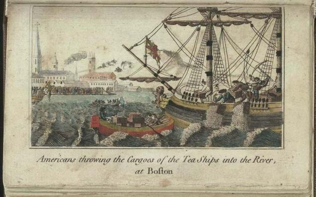 Image of Boston Tea Party