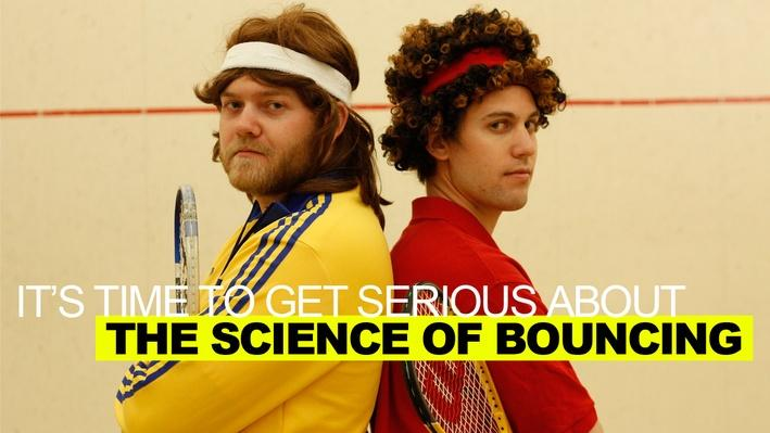 The Science of Bouncing   MIT's Science Out Loud
