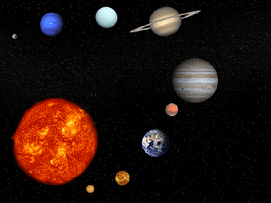 Solar System | Clipart