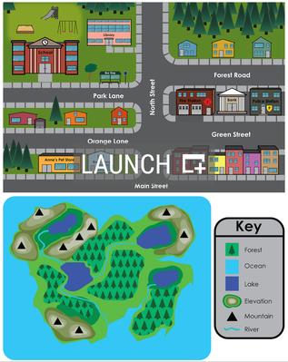 Compare Maps