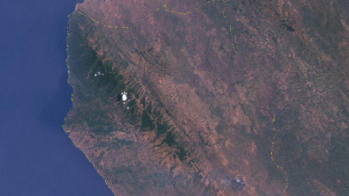 Mahale Mountains, Tanzania