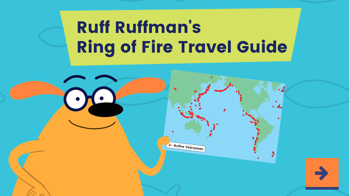 Ruff Ruffman's Ring of Fire Travel Guide