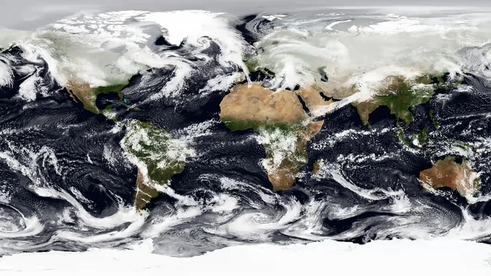 Precipitation on Earth