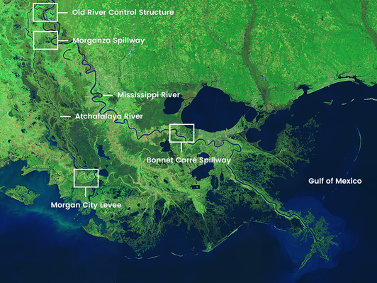 Taming the Mississippi Annotated