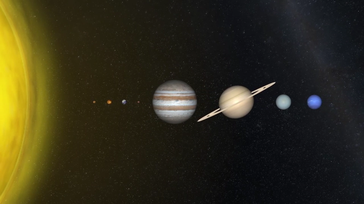 Visualizing Our Solar System