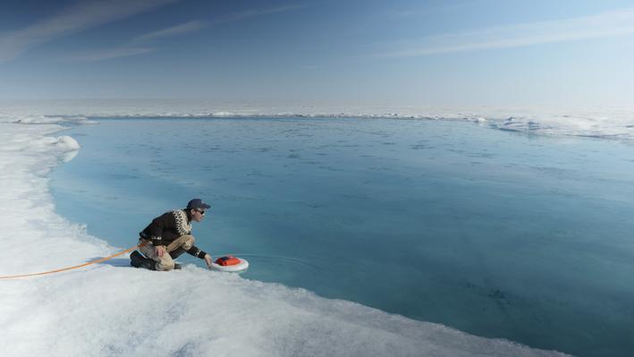 Rising Seas Greenland Ice Sheet