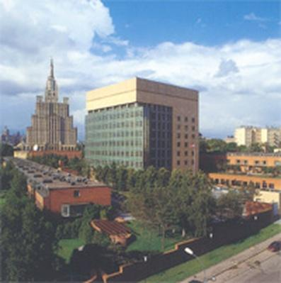 Welcome to the U.S. Embassy in Moscow