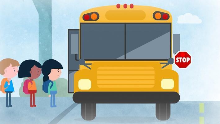 Wir fahren mit dem Bus | Abenteuer