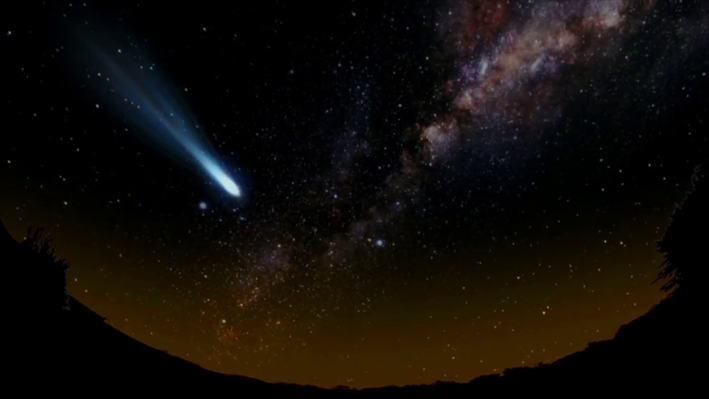 Discovering Comets | Comet Encounter: Chapter 1
