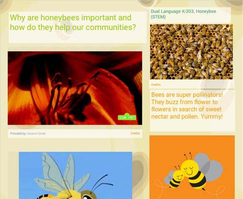 Bees: Super Pollinators (Part 1)