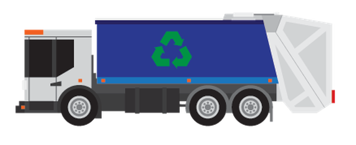 Garbage Recycling - 3 | Clipart