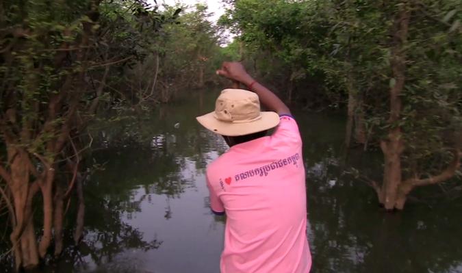 Cambodian Lake Faces Uncertain Future - Video