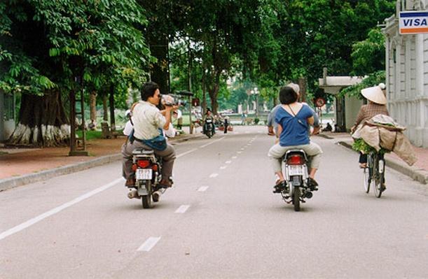 Pete Peterson | Assignment Hanoi: Teacher's Notebook