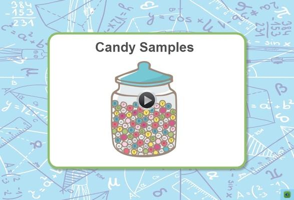 Thinkport | Simple Random Sampling (Interactive)